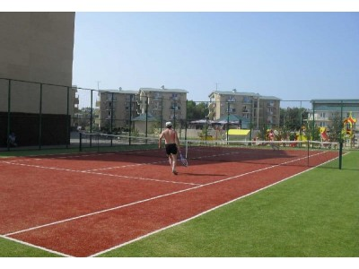 Пансионат  Фея-3 Анапа | Теннисный корт