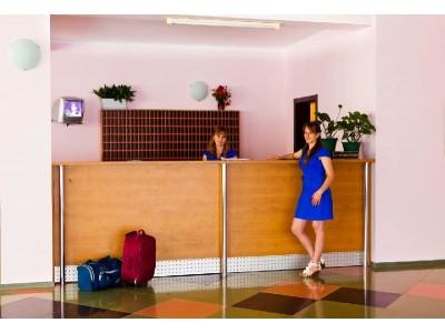 Пансионат  Фея-3 Анапа | Служба приема и размещения