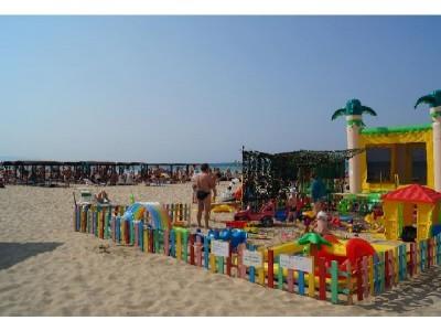 Пансионат  Фея-3 Анапа | Пляж