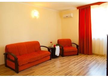 Люкс 2-местный 2-комнатный Пансионат Фея-3 Анапа